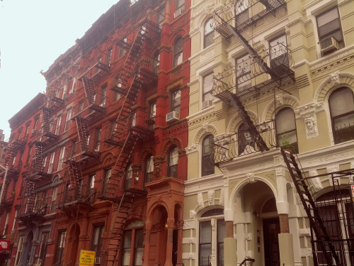 APPROVED: East Village/ Lower East Side Historic District